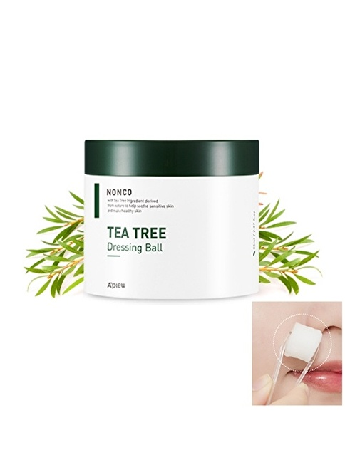 Missha A'Pıeu Nonco Tea Tree Dressing Ball Renksiz
